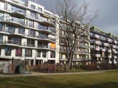 Stadtquartier Friesenstrasse